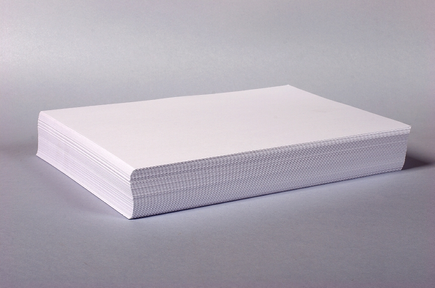 cost sheet paper An initial audit of paper use will often reveal numerous cost-saving ways • the average american office worker is estimated to use a sheet of paper every 12.