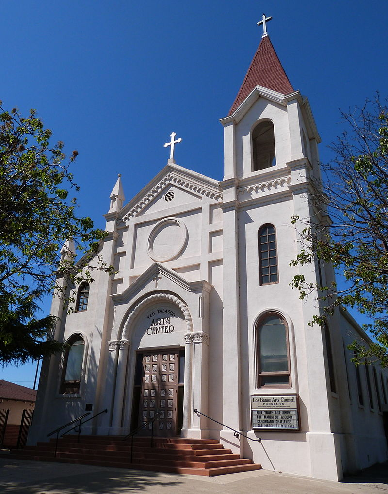 St_Joseph_Church_-_Los_Banos_California
